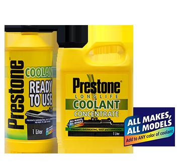 Prestone Coolant/Antifreeze - Concentrate 4lt: Amazon.co.uk: Car ... | 329x356
